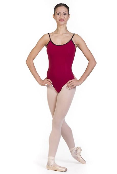 Lichaam ballet met bandjes B400BC