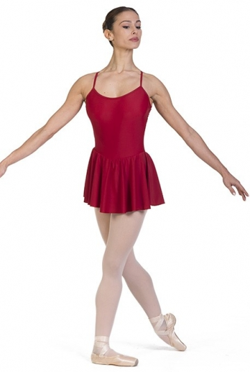 Turnpakje met rok ballet B1017