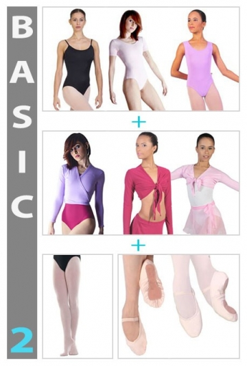 Kit BALLET BASIC 2