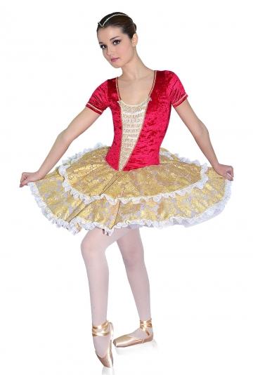 Tutu voor ballet Romantiek C2662