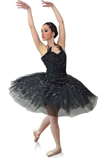 Kostuum Zwarte Zwaan C2669