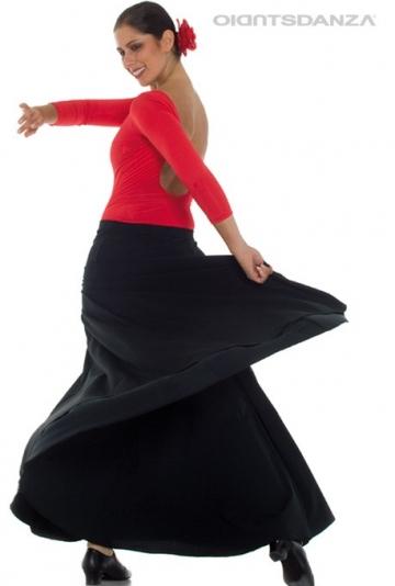 Rok flamenco FL2029