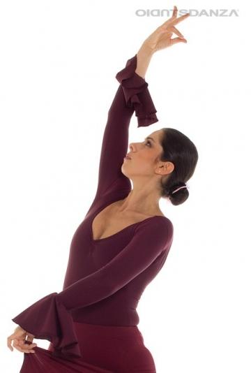 Lichaam voor de flamenco B1050